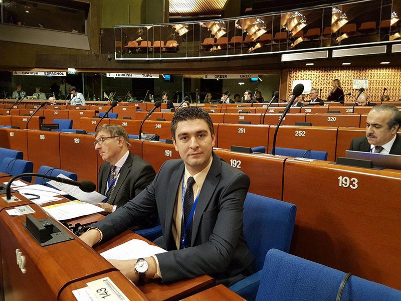 mato frankovic parlamentarna skupstina vijeca europe
