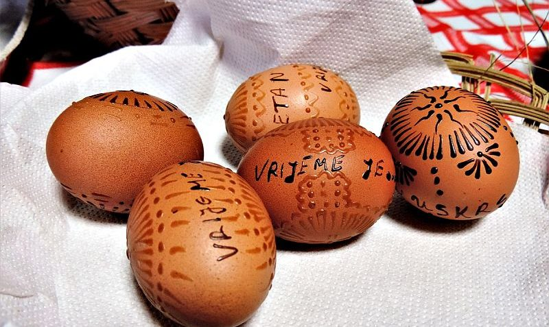 radionica penganja jaja kliševo hdz dubrovnik